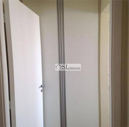apartamento residencial à venda, mansões santo antônio, campinas - ap0166. - ap0166