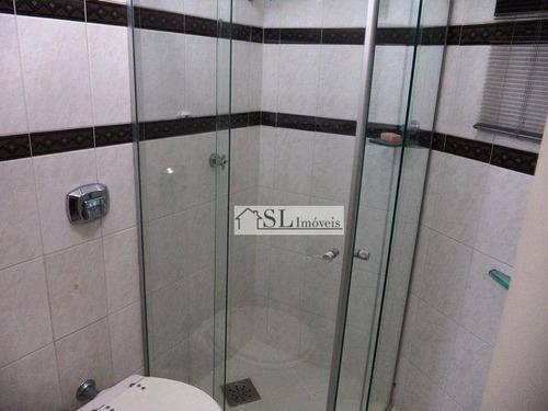 apartamento residencial à venda, mansões santo antônio, campinas - ap0228. - ap0228