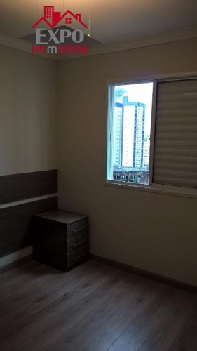 apartamento  residencial à venda, mansões santo antônio, campinas. - ap0261