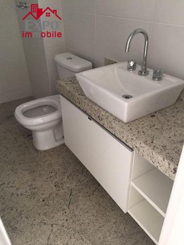apartamento residencial à venda, mansões santo antônio, campinas. - ap0373