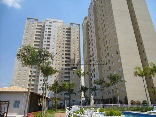 apartamento  residencial à venda, mansões santo antônio, campinas. - ap0393