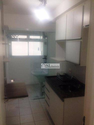apartamento residencial à venda, mansões santo antônio, campinas. - ap0396