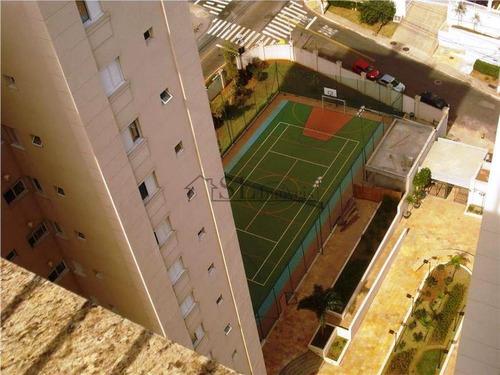 apartamento residencial à venda, mansões santo antônio, campinas. - ap0414