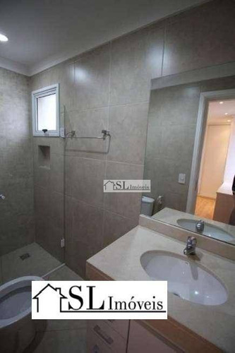 apartamento residencial à venda, mansões santo antônio, campinas. - ap0415