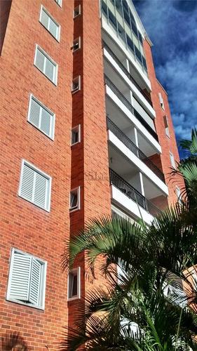 apartamento residencial à venda, mansões santo antônio, campinas. - ap0441