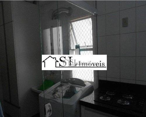 apartamento residencial à venda, mansões santo antônio, campinas. - ap0542