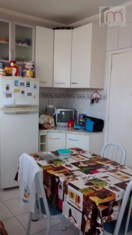 apartamento  residencial à venda, marapé, santos. - codigo: ap1718 - ap1718