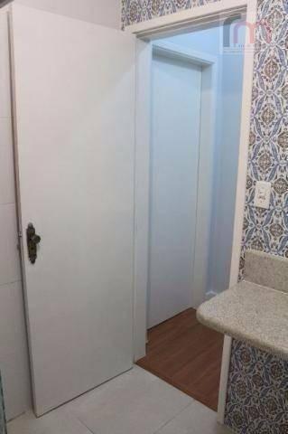apartamento residencial à venda, marapé, santos. - codigo: ap1955 - ap1955