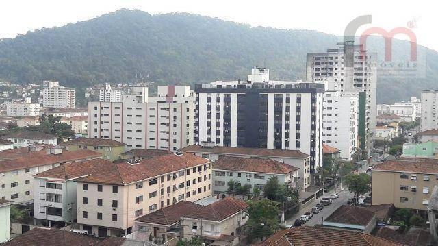 apartamento residencial à venda, marapé, santos. - codigo: ap1964 - ap1964