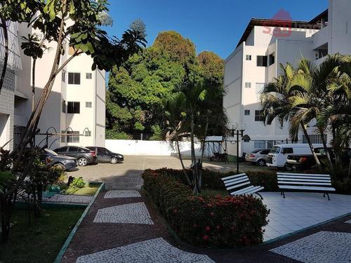 apartamento residencial à venda, maraponga, fortaleza. - ap0918