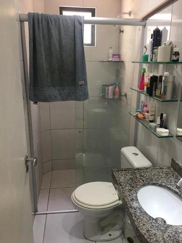 apartamento residencial à venda, maraponga, fortaleza. - ap3460