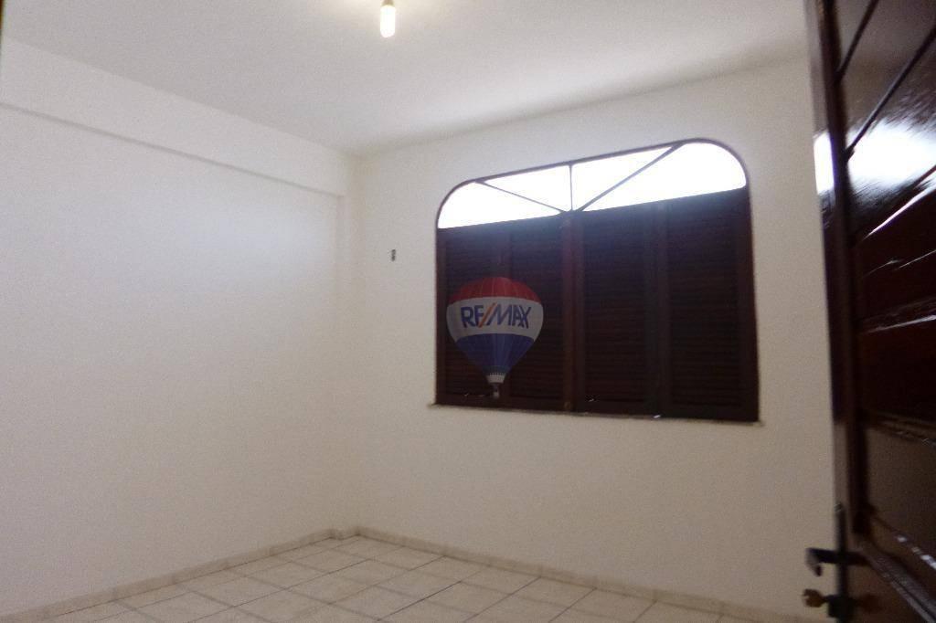 apartamento residencial à venda, marco, belém. - ap0308