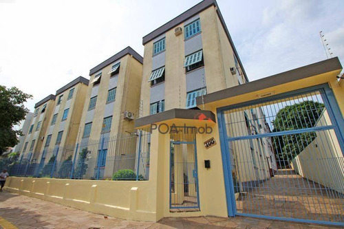 apartamento residencial à venda, marechal rondon, canoas. - ap1247