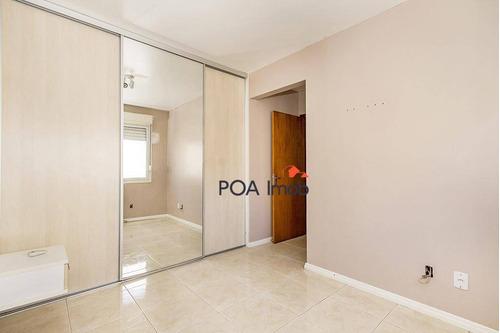apartamento residencial à venda, marechal rondon, canoas. - ap1458