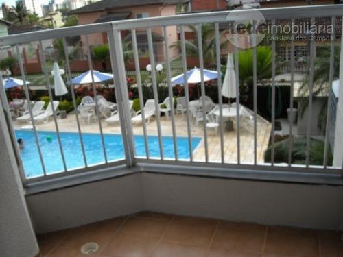 apartamento residencial à venda, martim de sá, caraguatatuba - ap3634. - ap3634