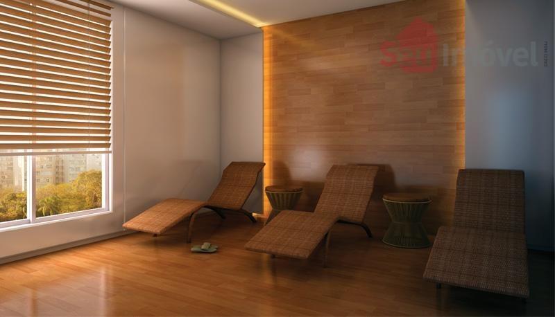 apartamento  residencial à venda, meireles, fortaleza. - ap0123
