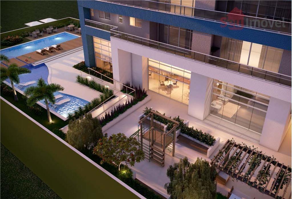 apartamento residencial à venda, meireles, fortaleza - ap0236. - ap0236
