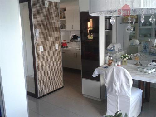 apartamento  residencial à venda, meireles, fortaleza. - ap0369