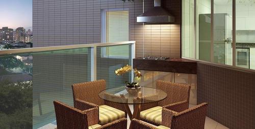 apartamento residencial à venda, meireles, fortaleza. - ap1214