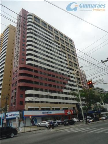 apartamento residencial à venda, meireles, fortaleza. - ap3012
