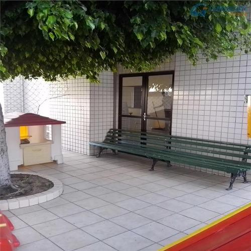 apartamento residencial à venda, meireles, fortaleza. - ap3111