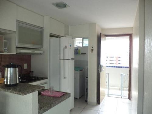 apartamento residencial à venda, meireles, fortaleza. - ap3159