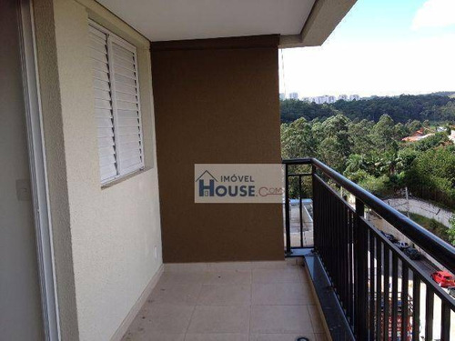 apartamento residencial à venda, melville empresarial ii, barueri. - ap0052