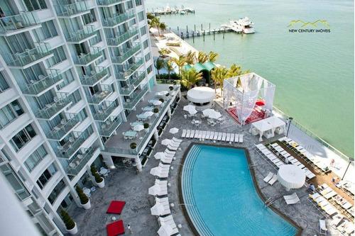 apartamento  residencial à venda, miami-dade, miami beach. - ap1308