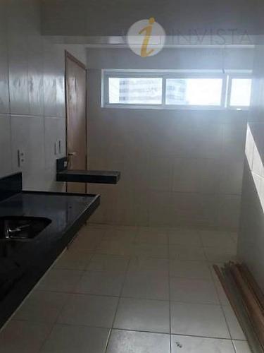 apartamento  residencial à venda, miramar, joão pessoa. - ap4910