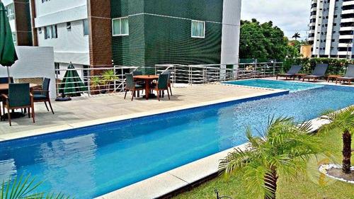 apartamento residencial à venda, miramar, joão pessoa - ap5911. - ap5911
