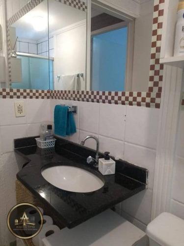 apartamento residencial à venda, mirante de jandira, jandira. - ap1183