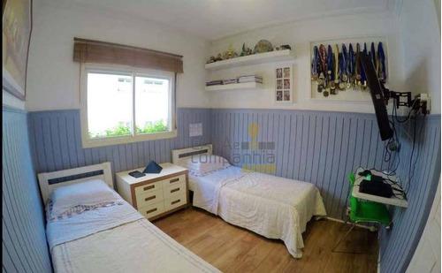 apartamento residencial à venda, moema pássaros, são paulo. - ap5023
