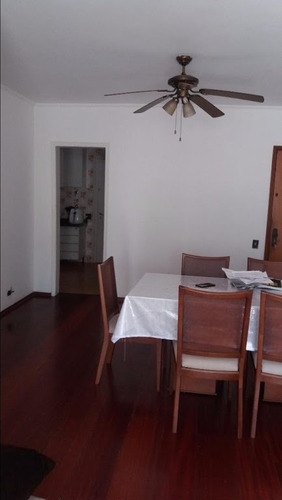 apartamento residencial à venda, moema, são paulo. - ap0308