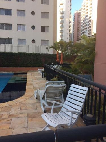 apartamento residencial à venda, moema, são paulo. - ap2949