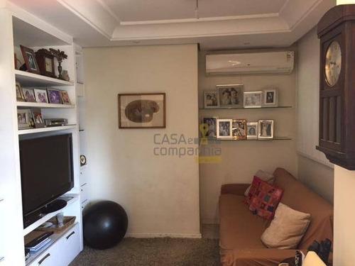 apartamento residencial à venda, moema, são paulo. - ap4476