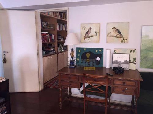 apartamento residencial à venda, moema, são paulo. - ap6131
