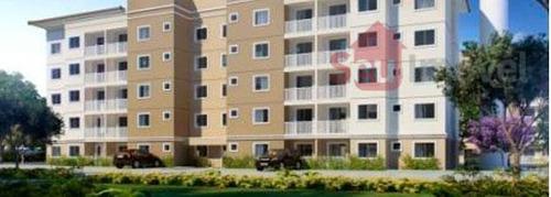 apartamento  residencial à venda, mondubim, fortaleza. - ap0057