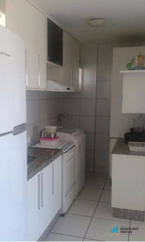 apartamento residencial à venda, monte castelo, fortaleza - ap2666. - ap2666