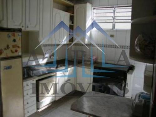 apartamento residencial à venda, moóca, são paulo. - ap0307
