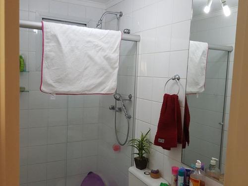 apartamento residencial à venda, mooca, são paulo. - ap0391