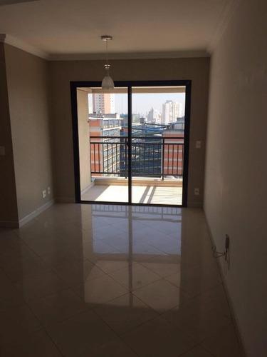 apartamento residencial à venda, mooca, são paulo. - ap0402
