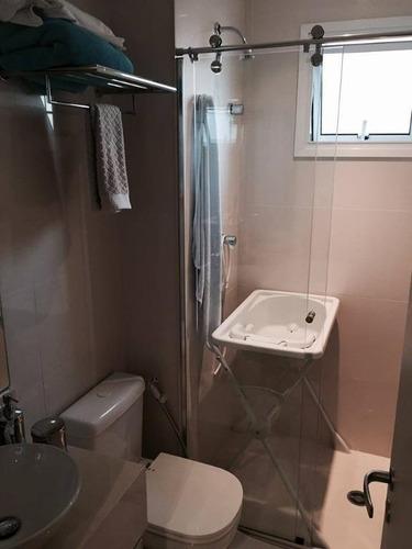 apartamento residencial à venda, mooca, são paulo. - ap0416