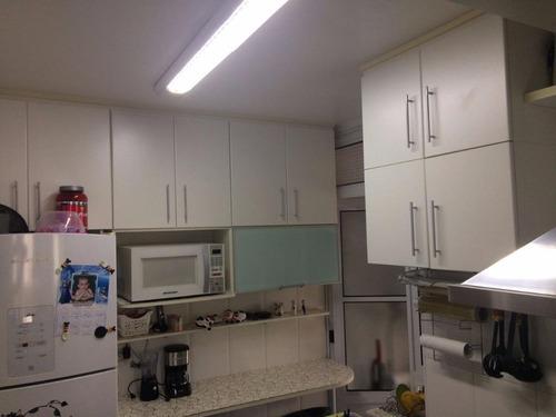 apartamento residencial à venda, mooca, são paulo - ap0550. - ap0550