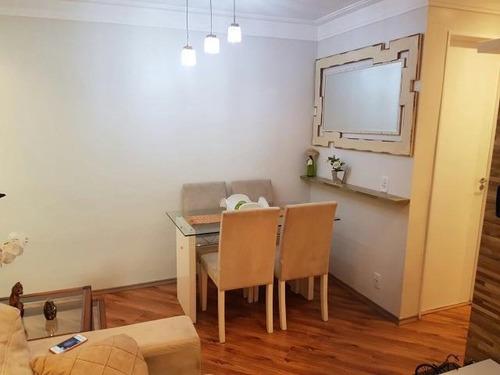 apartamento residencial à venda, mooca, são paulo. - ap0616