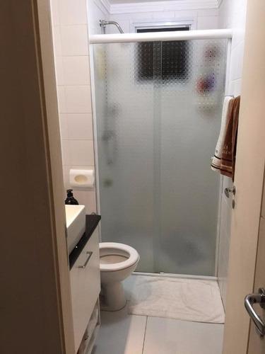 apartamento residencial à venda, mooca, são paulo. - ap0720