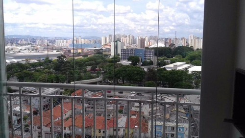 apartamento residencial à venda, mooca, são paulo. - ap0731