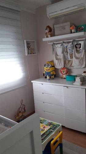 apartamento residencial à venda, mooca, são paulo. - ap0839