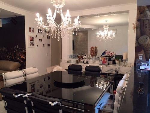 apartamento residencial à venda, mooca, são paulo. - ap1264