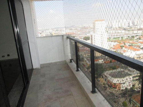 apartamento residencial à venda, mooca, são paulo. - ap1301