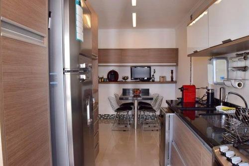 apartamento residencial à venda, mooca, são paulo. - ap1310